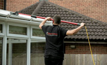 roof cleaning Wolverton